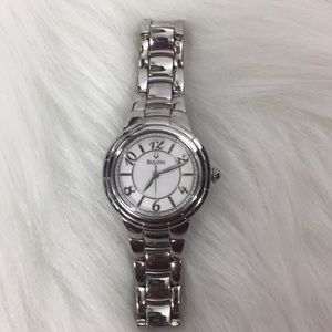 Accessories - Bulova Women's Watch- Silver